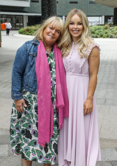 Loose Women cast member Linda Robson and Katie Piper