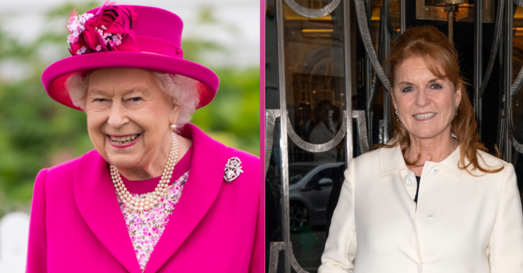 Sarah Ferguson praises her former mother-in-law the Queen and says she's 'more of a mother to her than her own'