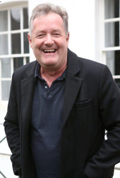 GMB presenter Piers Morgan