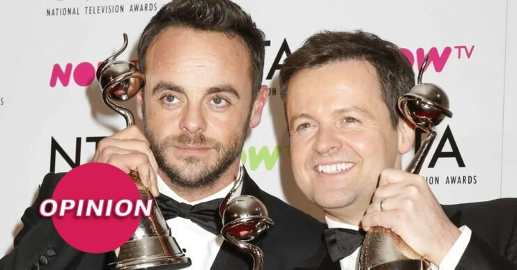 National Television Awards: Ant and Dec