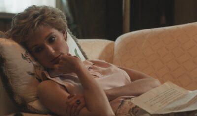 Elizabeth Debicki as Princess Diana - The Crown