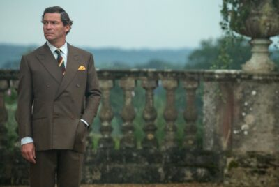 Dominic West as Prince Charles - The Crown