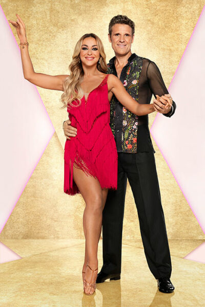 Strictly Come Dancing professionals