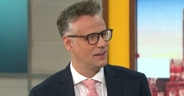 Richard Bacon on GMB impressed viewers