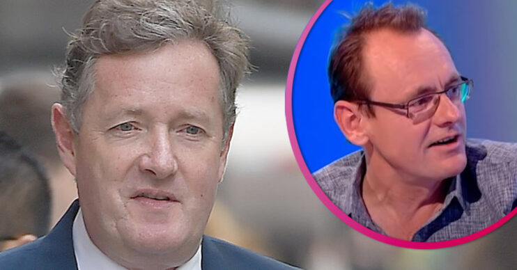 piers morgan under fire for tribute to comedian Sean Lock