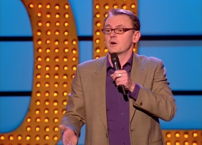 The comedian Sean Lock was renowned for us hilariously surreal jokes