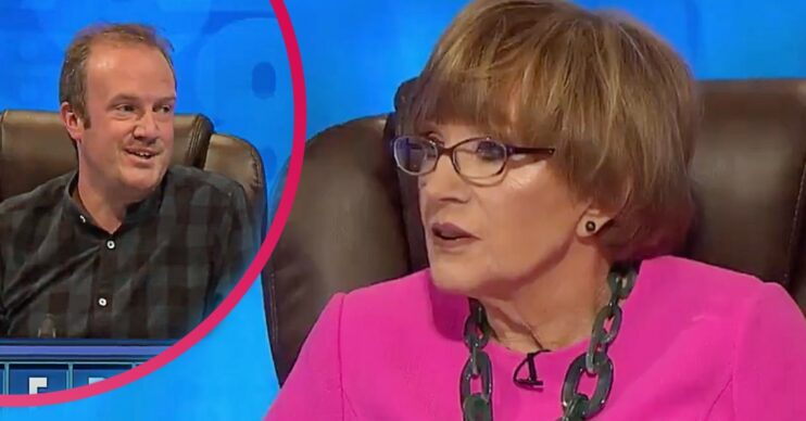 Channel 4 Countdown host Anne Robinson