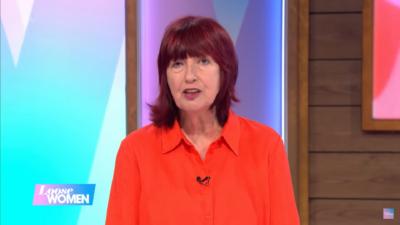 Janet Street Porter on Loose Women Today