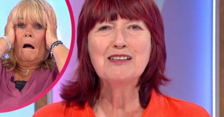 Janet Street-Porter on Loose Women today