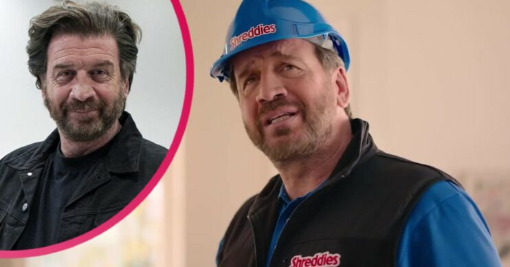Nick Knowles new show big clearout