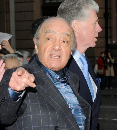 Dodi Fayed's father who claimed Princess Diana was pregnant before her death