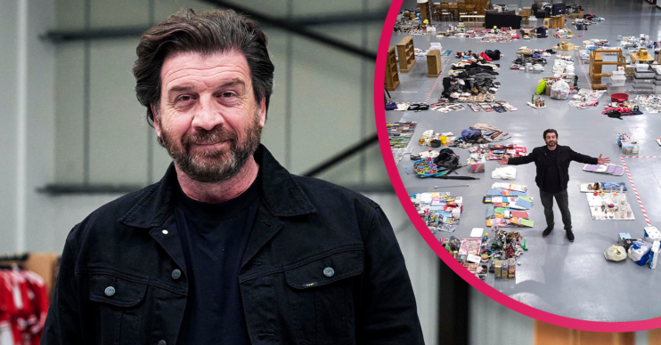 nick knowles new show