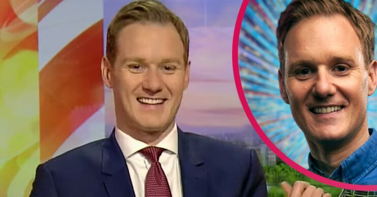 In Dan Walker news the presenter explained his absence from BBC breakfast