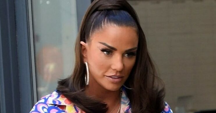 In the latest Katie Price news, the star is selling exclusive footage of her recent cosmetic surgery
