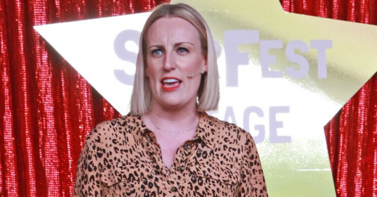 Steph McGovern supported by twitter fans after finger injury