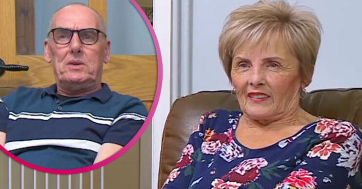 Gogglebox stars Dave and Shirley Griffiths