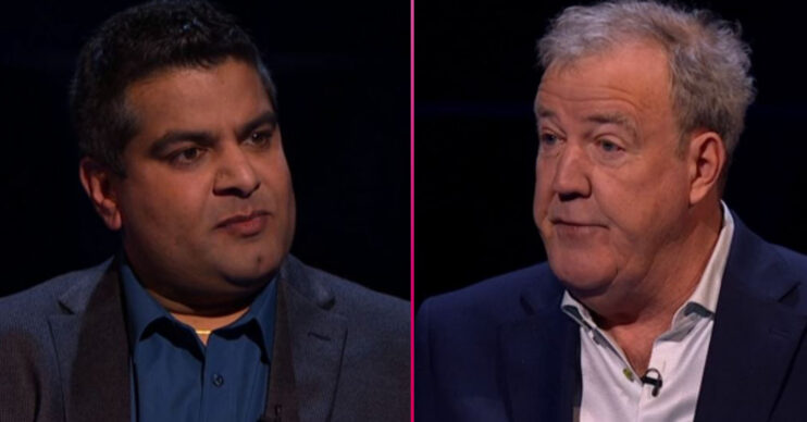 Jeremy Clarkson on Who Wants to be a millionaire