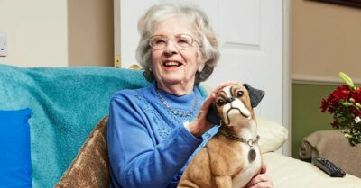 Gogglebox Mary Cook