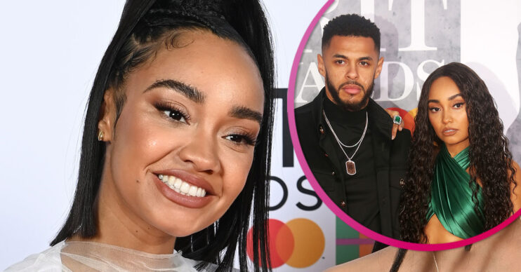 Leigh-Anne Pinnock gives birth to twins