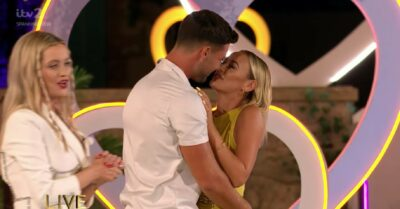 Love Island Millie and Liam