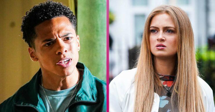EastEnders spoilers Tiffany and Keegan