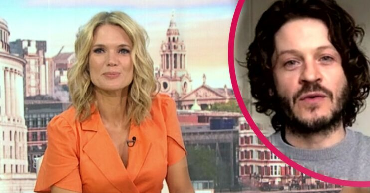 On GMB today viewers complained that hosts Charlotte Hawkins and Ranvir Singh didn't do their research for interview