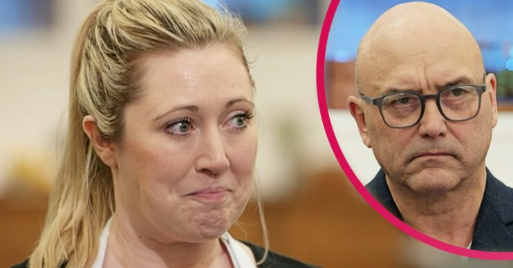 Fans were furious when Melissa Johns was eliminated from Celebrity MasterChef last night
