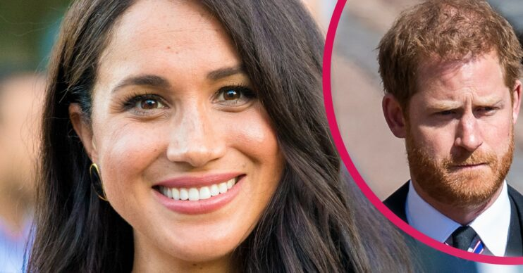 Harry and Meghan: new book claims members of the royal family were 'pleased' when Duchess did not attend Philip's funeral