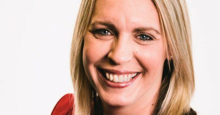 BBC presenter Lisa Shaw