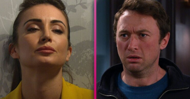 Emmerdale spoilers Leyla and Liam (1)
