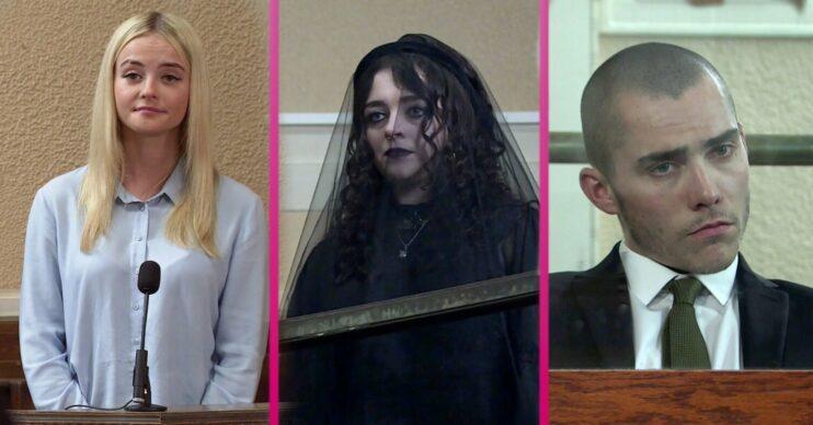 Coronation Street spoilers Seb's murder trial