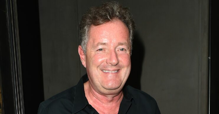 Piers Morgan shares family news on Instagram