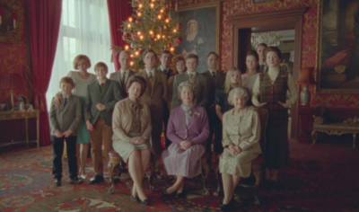 The Princess Diana film with the full royal cast