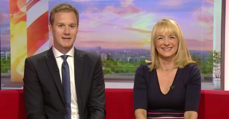 bbc breakfast presenters louise minchin