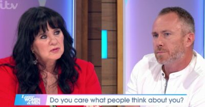 Loose Women cast: Coleen and James
