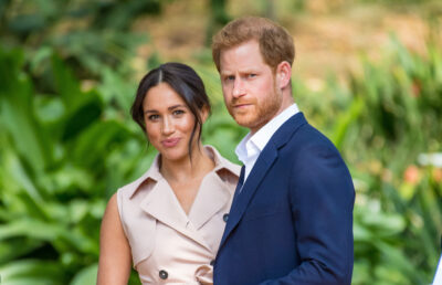 Piers Morgan took a break from Instagram by having a go at Meghan and Harry
