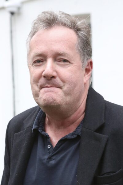 Piers Morgan took to Instagram to show off his new beard
