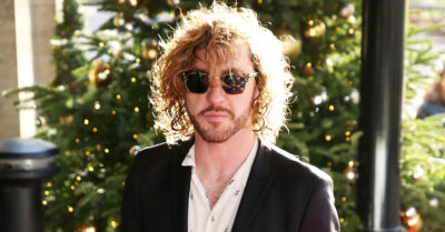 Seann Walsh spotted having lunch with Emily Atack