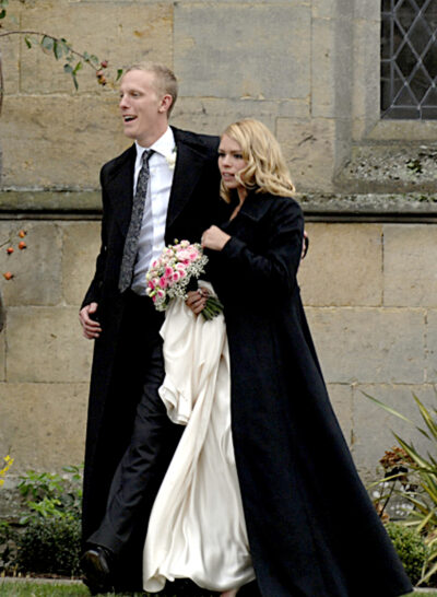 Laurence Fox confirms he will be removing his and Billie Piper's sons from school
