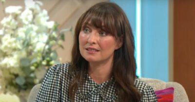 EastEnders' Emma Barton appears on Lorraine