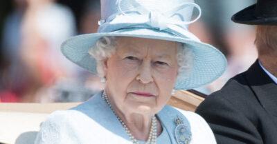 The Queen reacts to Oprah Winfrey interview