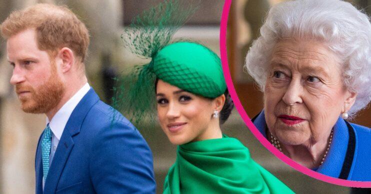 Prince Harry Meghan Markle racist claims
