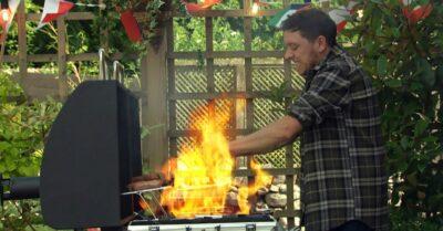 Emmerdale spoilers Matty burns his hands