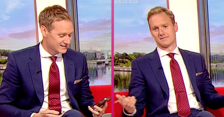 The Strictly Come Dancing start date was revealed by Dan Walker on BBC Breakfast today