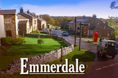 Classic Emmerdale is on ITV3 every day