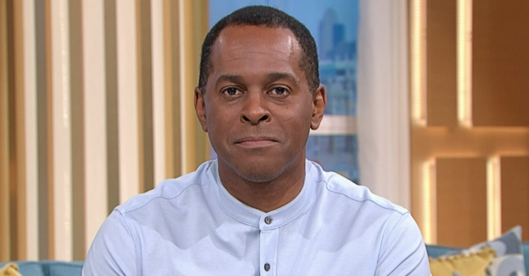 Andi Peters on This Morning