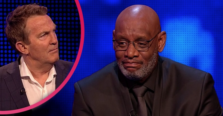 Shaun Wallace on The Chase rocked a new beard