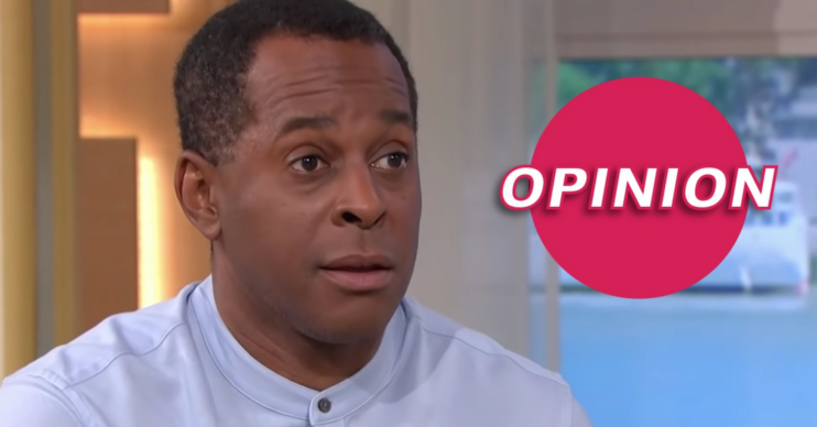 Why Andi Peters needs to be a permanent presenter on This Morning