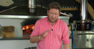 James Martin made his error when talking about chips