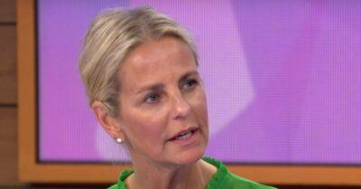 "Ulrika Jonsson believes men can be ""forgotten"""